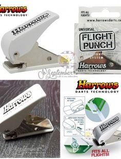 Harrows Dart Flight Punch