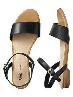 Leather sandals | Gap