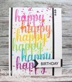 Luv 2 Scrap n' Make Cards: IBS Release Happy