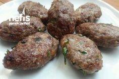 Kuru Köfte Tarifi ( Yumuşacık) – Keto tarifleri – Las recetas más prácticas y fáciles Large Meatball Recipe, Meatball Recipes, Meat Recipes, Snack Recipes, Cooking Recipes, Snacks, Iftar, Turkish Recipes, Ethnic Recipes