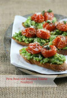 http://authenticsuburbangourmet.blogspot.com/2013/05/fava-bean-and-roasted-tomato-crostini.html