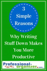 #productivity what if you were to write it all down?  what would your productivity be?