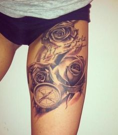 Roses que je veux pour mon prochain tatouage.