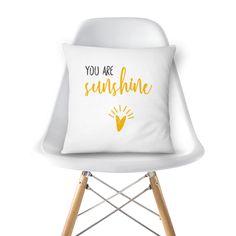 Almofada You are Sunshine de @littlesun | Colab55