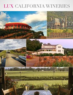 LUX Guide: Top 5 California Wineries