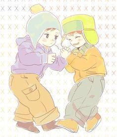 Craig & Kyle ~ cute friends