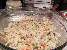 Kathiey's World: Recipe Review...Southern Slaw from Southern Lady Magazine
