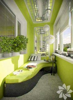 Balkonunuz için 20 harika dekor önerisi
