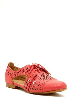 Carrini Laser Cut Oxford by Non Specific on @HauteLook
