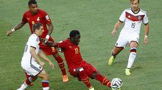 Escándalo en Ghana: expulsaron a Boateng y Muntari horas antes del duelo clave con Portugal | Mundial Brasil 2014, Selección de Ghana, Selección de Portugal - Playfutbol