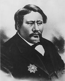 Kamehameha V  King of the Hawaiian Islands