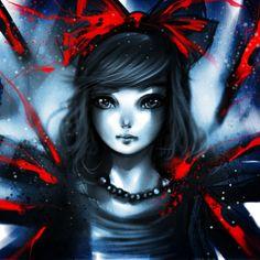 my dear Snow White by *ryky on deviantART