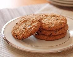 Chocolate Chip Cookies- Paleo from Primal Palate