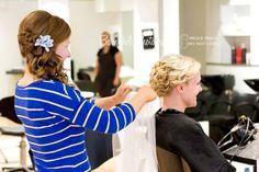 MOH duties #weddingphotography #wedding #bride #hair