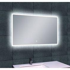 spiegelverlichting met led #badkamer - ♥ Living | Home decoration ...