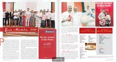 Malu Abib Comunicação Estratégica - Artigo Malu Abib para o Jornal WINE SENSES BY OPEN | Guia Michelin 2016 | Junho de 2016.