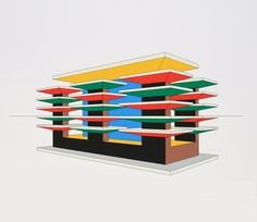 Axonometric Projections as a Project: Drawings by Alberto Sartoris