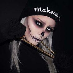 Die 14 Besten Bilder Von Skelett Make Up Fasching Schminken