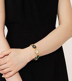 Tory Burch Semiprecious Multi Bracelet