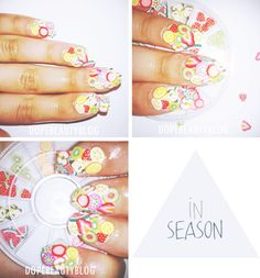 ♥ DOPE Beauty ♥: In season (Colab)
