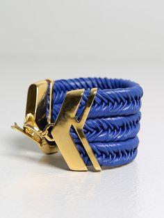 keleher triband bracelet blue