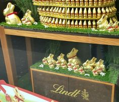 Chocolate rabbit Lindt