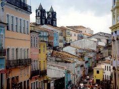 Salvador, Bahia, Brasil - Pelourinho