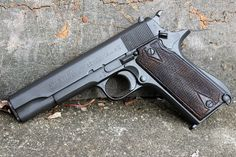 Spanish Star B chambered in luger. The Star B was used in a significant amount of hollywood films as the the gun was easier to convert to firing blanks than say a Jules Winnfield in Pulp Fiction used a Star B. Particular example was made in Weapons Guns, Guns And Ammo, Marine Special Forces, 1911 Pistol, Colt 1911, Custom 1911, Urban Survival, Basque Country, Pulp Fiction