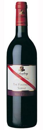 d'Arenberg Footbolt Shiraz 2009   Wine.com