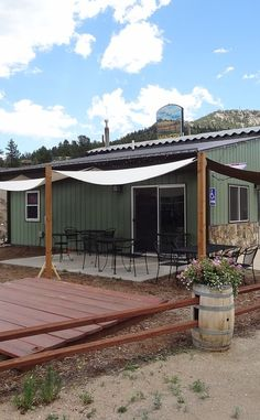 Aspen Peak Cellars | Travel | Vacation Ideas | Road Trip | Places to Visit | Conifer | CO | Bed and Breakfast | Distillery | Tour | Wine