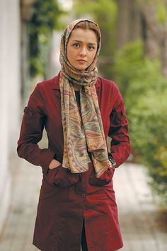 Tarane Alidoosti, iranian actress *how different does she look from a Dutchwoman? Connor is Parsi Indian/German etc.