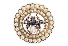 $2,199.00  Condition: Vintage, antique, or gently used  Victorian Fly Pin on OneKingsLane.com