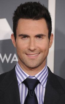 Anyone who knows me will agree! Adam Levine is definitely my style! <3