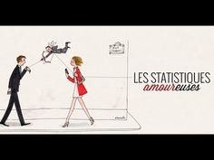 Les statistiques amoureuses Core French, French Class, French Teaching Resources, Teaching French, My Little Paris, French Immersion, France, French Language, Fle