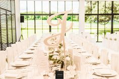 FERIATUS - Wedding - JA - White - Romantic - Chique - Tent - Celebrity - Table Setting