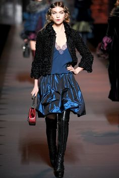 Christian Dior Fall 2011 Ready-to-Wear Collection Slideshow on Style.com