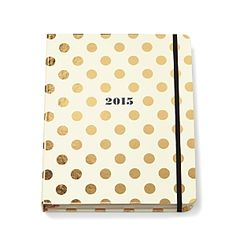 Kate Spade Agenda 2015 planner