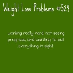 Weight Loss Problem #524