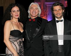 Florence & Dmitry Hvorostovsky and Jonas Kaufmann.