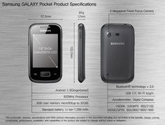 Samsung is working to deliver the Galaxy Pocket Plus to Europe, carrying the model number GT-S5301. This bit of information was released courtesy of the good people over at SamsungWorld.nl as well as Samsung KIES, thanks to a leaked ROM. [...]