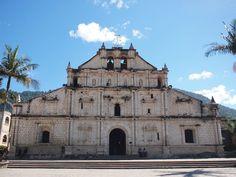 Visit St. Francis Church in Panajachel, Guatemala.