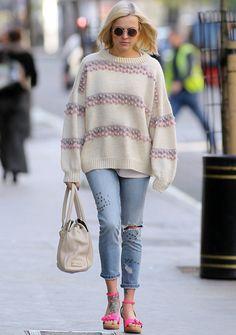 Fearne Cotton sweater