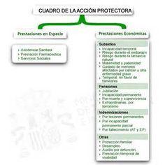 ESQUEMA DE ACCIÓN PROTECTORA DE LA SEGURIDAD SOCIAL