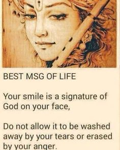 Best message of life Radha Krishna Love Quotes, Radha Krishna Images, Lord Krishna Images, Krishna Radha, Krishna Photos, Durga, Krishna Leela, Jai Shree Krishna, Reality Quotes