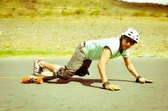 Longboard i want to slide so bad!!