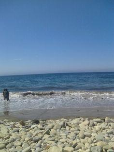 Palos Verdes..Beach.