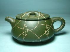 Yixing clay teapot - Yixing clay teapot - Wikipedia, the free encyclopedia