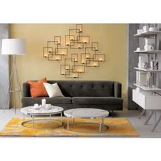 Awesome lighting $59.25 This picture shows 4. to buy: http://www.cb2.com/candleholders-candles/accessories/boxes-wall-sconce/f2236
