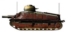 France - SAu-40 Tank Destroyer