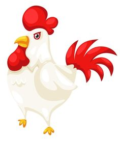 Rooster Cartoon Royalty Free Cliparts, Vectors, And Stock Illustration. Image 15234307. Holiday Background Images, Cartoon Rooster, Cartoon Chicken, Easter Holidays, Cute Cartoon, Vector Art, Banner, Clip Art, Agriculture